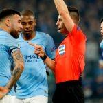 Schalke – ManCity   Handball Otamendi